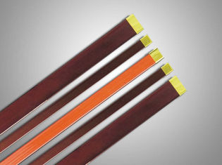 0.155-7.5mm Rectangular Enameled Copper Wire Winding Wire Copper For Transformer