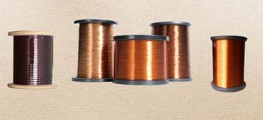 चीन AIW / EIW / UEW 0.012mm Copper Wire Rectangular Enameled Magnet Wire फैक्टरी