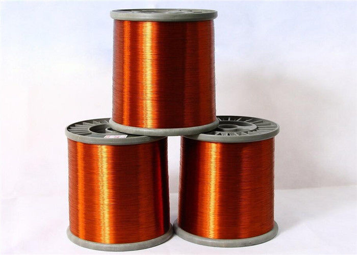 Self Bonding Eelectromagnetic Copper Wire For Transformer Winding Full Size Range आपूर्तिकर्ता