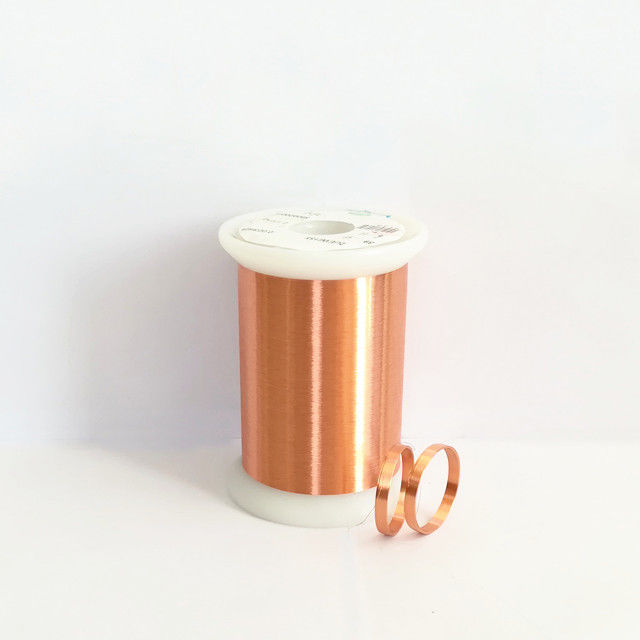 0.012 - 0.8mm Self Bonding Wire Self Adhesive Enamelled Copper Winding Wire आपूर्तिकर्ता